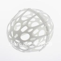 Wholesale Bra Balls Laundry - 3pcs Bra Laundry Wash Washing Ball Bubble Bra Double Ball Saver Washer Worldwide FreeShipping