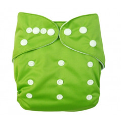 Wholesale Safety Pins Wholesale Free Shipping - Free Shipping For 10pcs RE-USABLE CLOTH DIAPER NAPPY with 10pcs INSERT