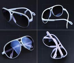 Wholesale Large Lens Glasses - OP-2014 Fashion Women Men Large Sunglasses Oval Gradient Shade Lenses Outdoor Goggles Cheap Sunglass Fishing Glasses Brand Designer