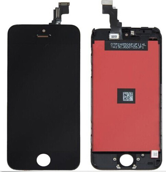 20PCS DHL/EMS Free Shipping For iPhone 5 LCD Screen Assembly Digitizer Touch Glass Display Assembly Black/White