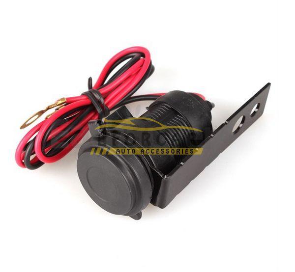 12 В водонепроницаемый автомобиль мотоцикл руль мобильный телефон USB зарядное устройство адаптер питания Бесплатная доставка автозапчасти горячей продажи