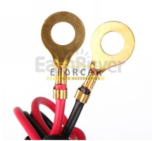 12V impermeabilizan el adaptador de la energía del cargador del USB del teléfono móvil de HandleBar de la motocicleta del coche La venta caliente de las piezas de automóvil del envío libre
