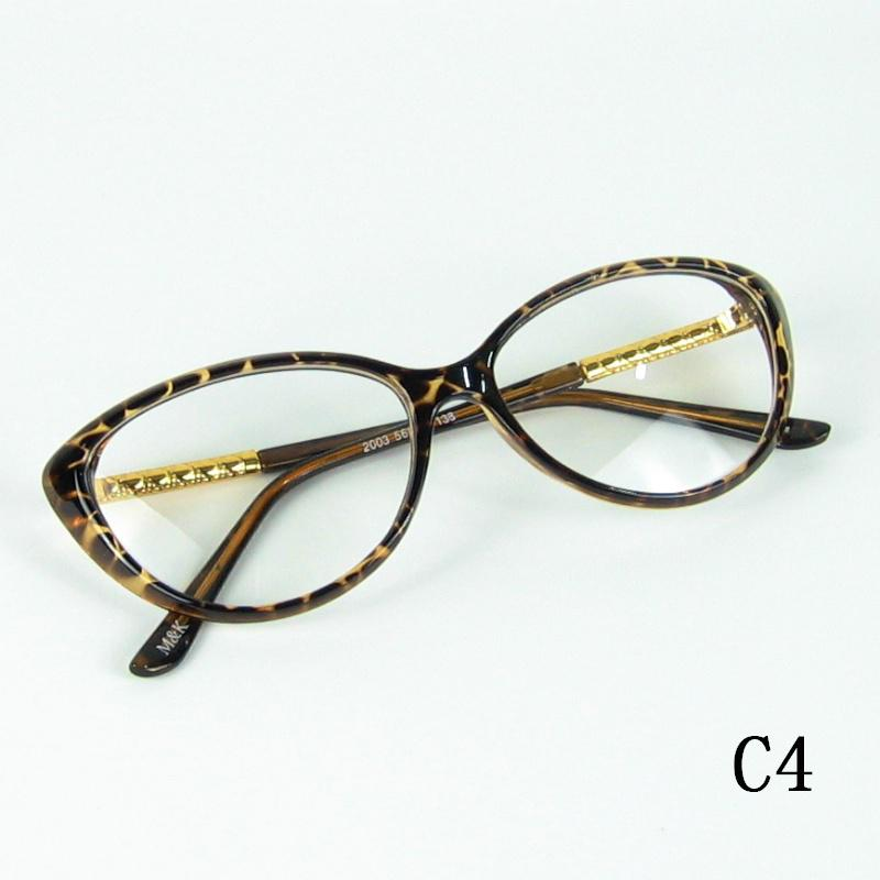 Eyeglasses Vintage Optical Frame Cateye Frame Glasses Frame Metal ...