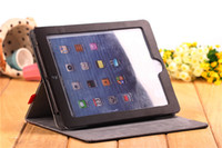 Wholesale Ipad Book Stand Case - Drop Shipping Retro Ancient Vintage Old Flip Book Style PU Leather Case Cover Stand For ipad air 5 5th ipad 2 3 4 ipad mini 1 2 Case