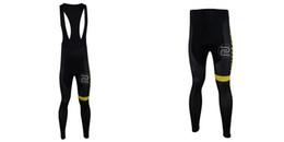 Siyah Livestrong Jel Yastıklı Bisiklet Uzun Pantolon Bahar Sonbahar Ropa Ciclismo Bisiklet Bisiklet Pantolon Koşu Spor Sıkıştırma Tayt erkekler için