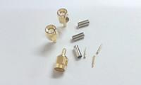 Wholesale crimp cable connectors - SMA male plug crimp RG174 RG316 LMR100 cable RF connector