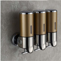 Wholesale And Retail New Bathroom Stainless Stell Soap Dispe...