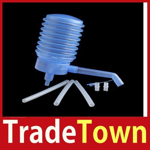 Großhandels-OP- [TradeTown] trinkende Handpresse-Pumpe für Flaschenwasserspender # 2 besserer Preis