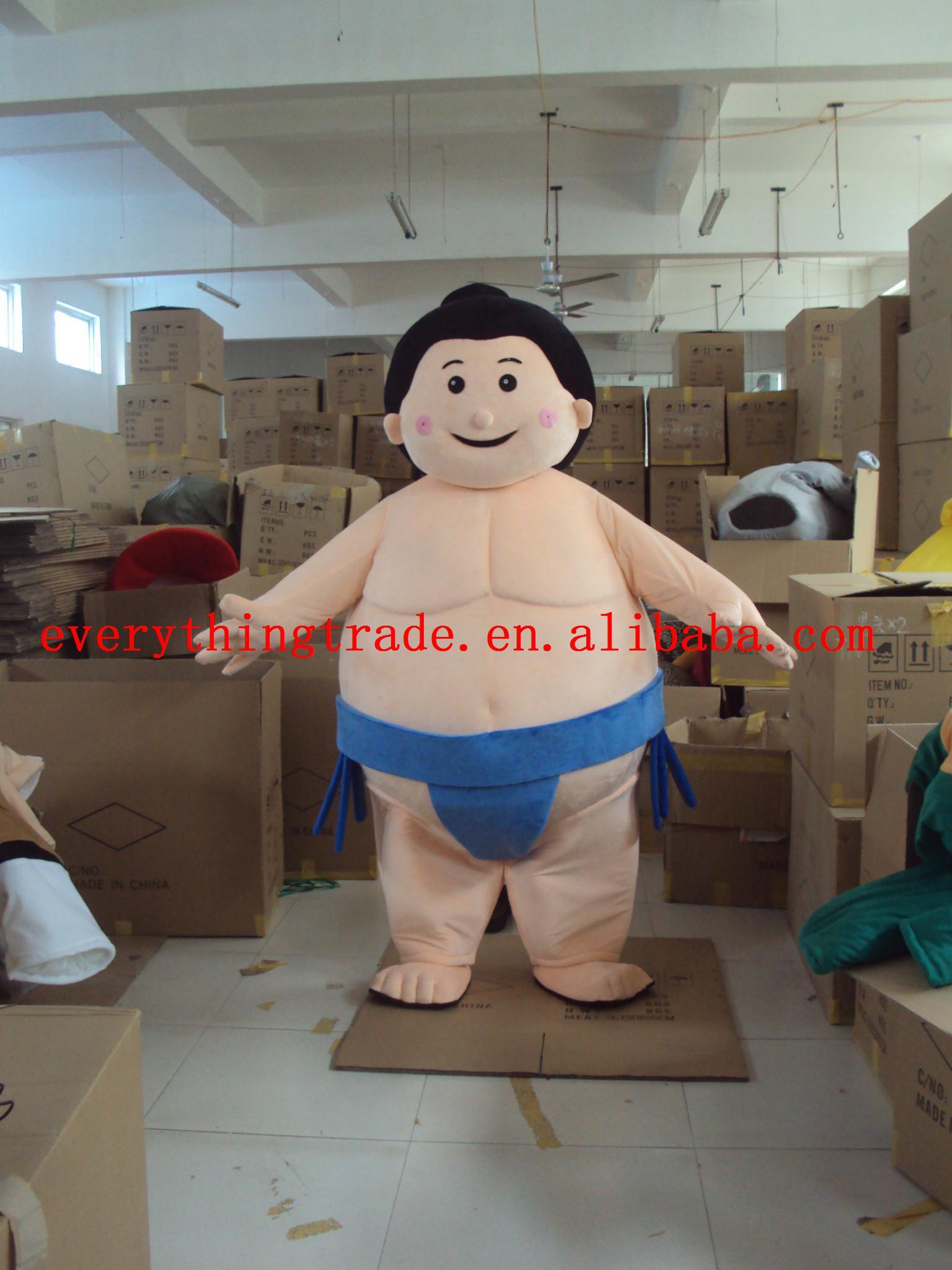 mascot costume porn