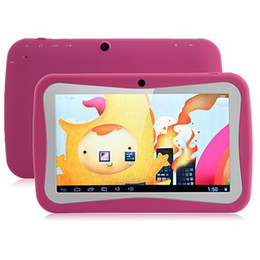 """Wholesale External 3g For Tablets - Kids Tab 7"""" Tablet PC RK2926 Android 4.1 8GB Dual Camera Wifi External 3G dongle for children"""