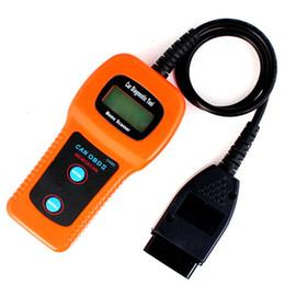 U480 OBD2 OBDII LCD Car Truck Diagnostic Scanner Fault Code Reader Scan Nuevo Envío gratis desde fabricantes