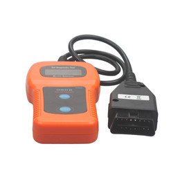 Wholesale Vw Engine Code - U380 Car OBDII Check Engine Auto Scanner Trouble Code Reader Clear Diagnostic Scanner Free Shipping