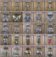 Wholesale Diy Jewelry Scarf Pendants - DIY Scarf Pendant Alloy Pendant Parts of hybrid Accessories DIY Jewelry Scarf 35PCS LOTS