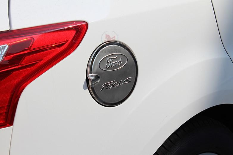 2005 2006 2007 2008 2009 2010 2011 2012 2013 ford focus stainless steel fuel cap tank cover. Black Bedroom Furniture Sets. Home Design Ideas