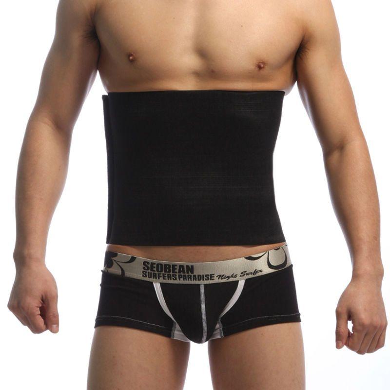 e708ac50de Beer Belly Cummerbunds Mens Slimming Waistband Lose Weight Belt Male Weight  Loss Waistband Man Body Shaping Belts Belt For Men Wedding Belts From  Ceshi88