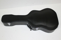 Wholesale Hard Cases Guitar - Free Shipping Black Hardcase (guitar with hardcase price,Not sold separately)
