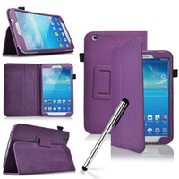 Wholesale light for books - Ultra Slim Case FOR SAMSUNG GALAXY TAB 3 8.0 SM-T311 T310 P8200 SLIM BOOK COVER CASE ULTRA SLIM