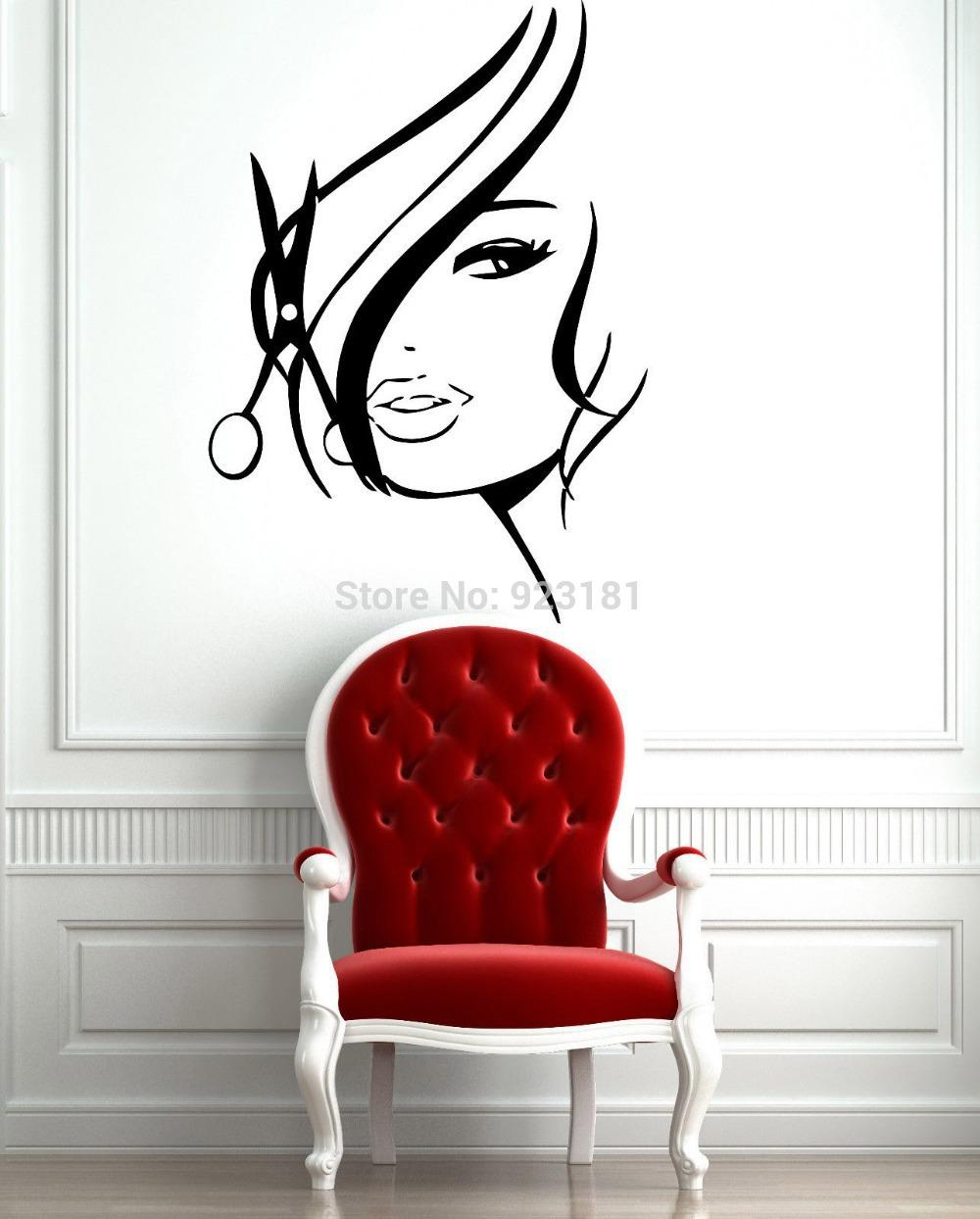 awesome 30 hair salon wall art design inspiration of best 25 beauty salon decor ideas on. Black Bedroom Furniture Sets. Home Design Ideas