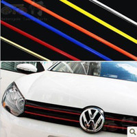 Wholesale Car Moulds - 3mm*10Meters Auto Car Interior Decoration Moulding Trim Strip line Styling Mouldings Free Shipping