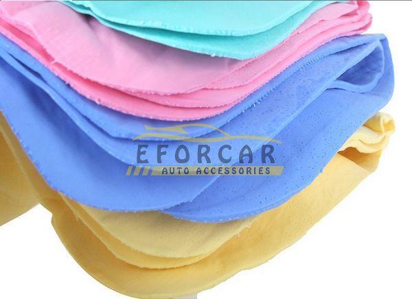 PVA Reinigung ClothsTowel Verschiedene Farben für Auto Home Office Reinigung Super-Absorption