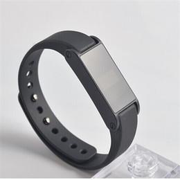 Wholesale Tracking Ring - Free shipping I6 Bluetooth Watch Smart Bracelet Sport Smart Bracelet Hand ring Tracking Sleep Health Fitness Running Pedometer Smartwatch