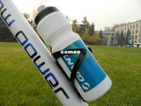 Wholesale Giant Plastic Bottles - Wholesale-OP-2014 New Arrival Adults with Lid None Iecooo Special Giant Bicycle Riding Sports Bottle Water with Dust Cover Cycling Equipment