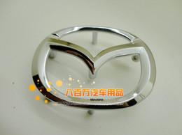 Canada Emblème de volant Mazda m3 Emblème de sac gonflable Ceinture airbag MAZDA 3 cheap horse emblems Offre
