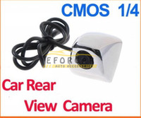 2x Car Truck Rear View CMOS Camera Imaging Sensor Reverse Backup Waterproof NTSC system Frete grátis