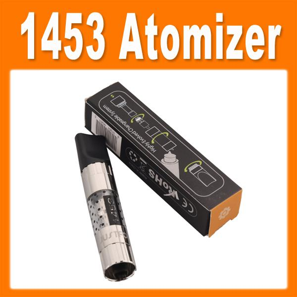 New style 1453 clearmizer 100% no leakage atomizer for 510/ego thread battery electronic cigarette 0203075