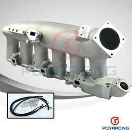 Wholesale Nissan Skyline Radiator - Cast Aluminum INTAKE MANIFOLD FOR Nissan 240SX RB25det RB25 Skyline R32 R33 R34 1989-1998