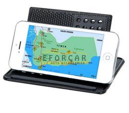 Wholesale Car Mat Holders - 360 Degree Car Mount Holder Anti-slip Mat Bracket For GPS Navigator Mobile Phone