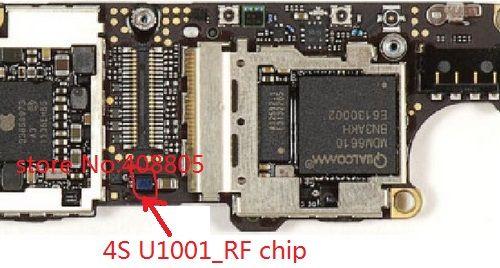 2018 For Iphone 4s Baseband Power Ic Switch U1001 U1001 Rf