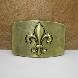 Chinese  BuckleHome fashion hot sell belt buckle with antique brass finish FP-02967 with continous stock free shipping manufacturers