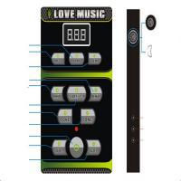 Wholesale Rhythm Digital - 61 Keys Roll Up Stereo Soft Portable Digital Flexible Piano Midi Out 100 Rhythm