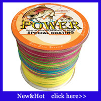 Wholesale level best - SUPER STRONG Japanese100% PE Braided Fishing line 500m Multifilament Fishing lines 40lb 80lb100lb Best Fishing Line 550 yards