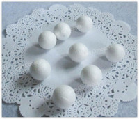 Бесплатная доставка 20мм Styrofoam Balls Foam Grape Bud для DIY Crafts Nylon Stocking Flower - 500pcs / lot LFA0063