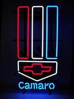 Wholesale Camaro Bar - New Chevy Camaro Neon Sign New Chevy Camaro