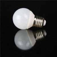 Wholesale Glass Ceramic Materials - factory sell led ceramic bulb E27 LED Bulb Ceramic+Glass Light Body Materials 1.5W 3w 135Lm 250lm Hot Selling Indoor Lighting C3200