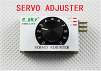Wholesale Esky Servo - Esky ESC Servo Tester, Mini Servo Tester Adjuster testing easy-to manual and automatic zeroing third gear EK2-0907