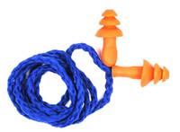 Wholesale 3m Earplugs - Cam - 100pcs lots 3M 1270 earplugs insulation silicone swimming sleeping snore Swimming Ear Plugs, color Orange