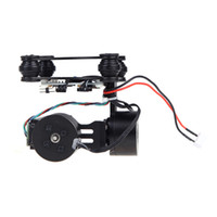 Wholesale Camera For Fpv - CNC 2 axis Brushless Gimbal Camera Mount Mounting Bracket with Motor & Controller FPV PTZ for Gopro 2 3 3+ DJI Phantom ST-303 DHL RM325