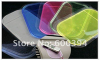 Wholesale Silicon Grip - 10pcs lot Car Grip Pad Non Slip pad Sticky Mat Anti Slide Dash Cell Phone Holder Brand New