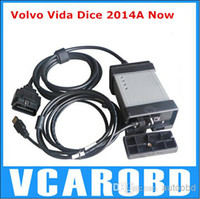 Wholesale Vida Dice Scanner - New Arrival For VOLVO DICE Tool Professinal Universal Diagnostic Tool Auto Scanner 2014A for Volvo Vida Dice with 3 year Warranty