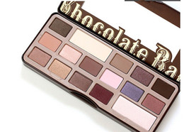Wholesale China Free Shipping Hot Air - hot sale hot selling Drop Shipping China Post Air!1 Pieces Lot New Chocolate Bar Palette 16 Colors Eyeshadow! 60pcs lot free shipping