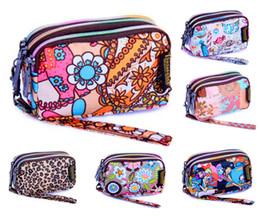 Wholesale Trunk Cases Vintage - New 2014 Brand VIVISECRET Women Wristlet Handbag Pencil Case Printing Clutch Coin Purse Wallets Women Bolsas Cell phone Bag