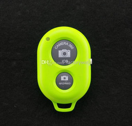 Wholesale Android Note3 - Topsale Bluetooth Remote photo Camera Control Wireless Self-timer Shutter for iPhone6 6 Iphone 4 5 5s Galaxy S5 S4 S3 Note3 Android Factory
