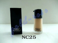 Wholesale Mineralize Skin - HOT Makeup Face Mineralize Moisture Foundation Liquid Spf15 30ML +gift
