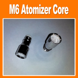 Wholesale Mosquito Bulb - Wholesale - Bulb glass M6 atomizer core Replaceable Atomizer Mosquito coil for EGO electronic cigarette(0202003)
