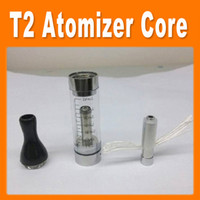 Wholesale Replaceable Core For T2 Clearomizer - T2 Core Replaceable Coil T2 Atomizer Core Head Fit for T2 Clearomizer (0202009)