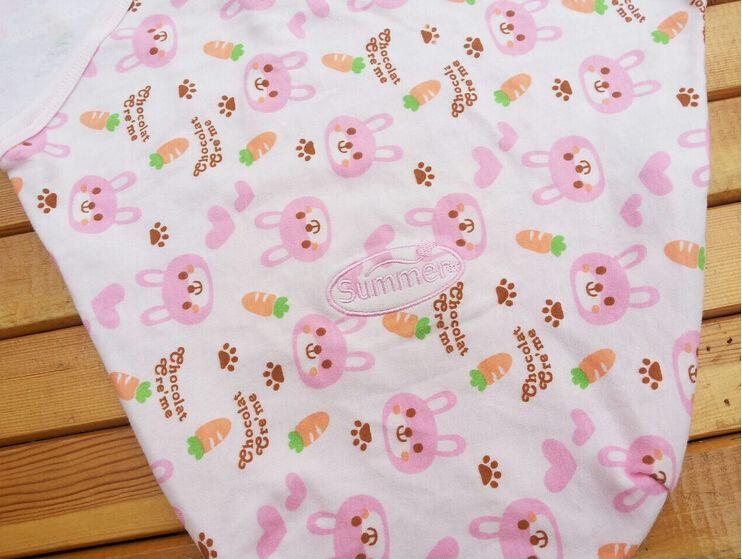 Heißer Verkauf Sommer Swaddleme Baby Schlafsäcke Baby Schlafsäcke Wraps Infant Baby Swaddling Schlafsack Infant Cotton Wrap Taschen Nahkampf